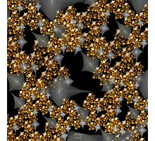 'Gold in the Matrix' Photographic Print