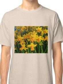 DAFFODILS BIG TIME Classic T-Shirt