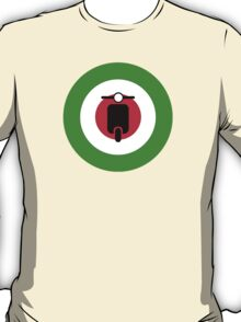 Scooter target - Mods Italy T-Shirt