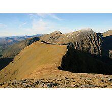 Macgillycuddy Reeks  Photographic Print