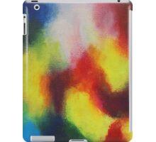 """Giallo"" original abstract artwork by Laura Tozer iPad Case/Skin"