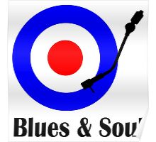 Blues and Soul Poster