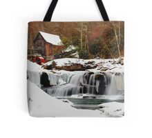 Frozen Grist Mill Tote Bag