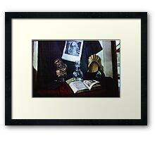 """Still life """"Selfie Framed Print"""