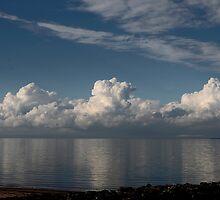 Rolling Clouds by Kathleen   Sartoris