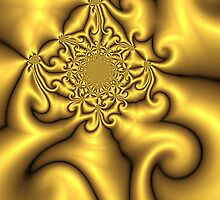Molten Gold. by Nina Toulmin