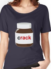 Chocolatey Crack Women's Relaxed Fit T-Shirt
