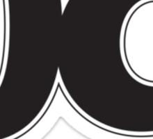 2009 :: retro circles Sticker
