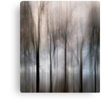 Trees Sigh Canvas Print