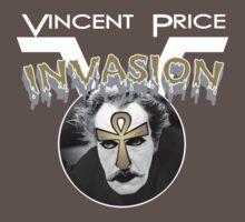 Vincent Price Invasion One Piece - Short Sleeve