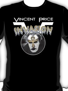 Vincent Price Invasion T-Shirt