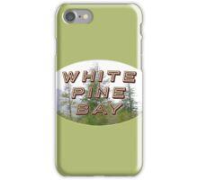 "Bates Motel ""White Pine Bay"" iPhone Case/Skin"