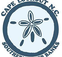 Cape Lookout - North Carolina. by America Roadside.