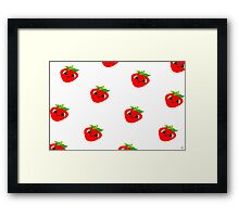 Berry Berry Cute  Framed Print