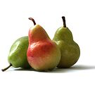 Pears by Amanda White