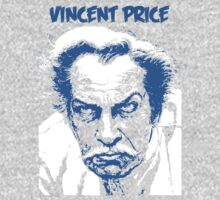 VINCENT PRICE-FIENDISH by OTIS PORRITT