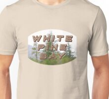 "Bates Motel ""White Pine Bay"" Unisex T-Shirt"