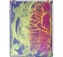 """""""Moonlit Forest"""" original abstract artwork by Laura Tozer iPad Case/Skin"""