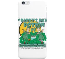 St Paddy's Day Potion #9 - Oh, and don't forget about me... iPhone Case/Skin