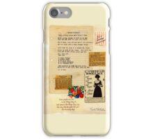 Velma's Pickles iPhone Case/Skin