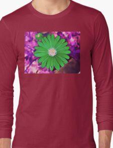 Joker Flower Long Sleeve T-Shirt