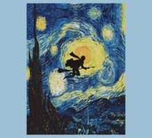 Harry Potter's Starry Night  Baby Tee