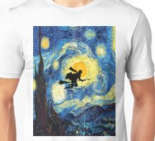 Harry Potter's Starry Night  Unisex T-Shirt