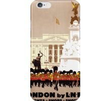 London Changing of the Guards iPhone Case/Skin