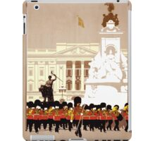 London Changing of the Guards iPad Case/Skin
