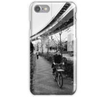 Peoples' transport - Tokyo, Japan iPhone Case/Skin