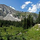 Indian Peaks Wilderness, Colorado 2008 by MarcVDS