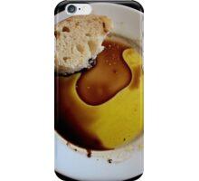 Oil and Vinegar: The Best Appetiser  iPhone Case/Skin