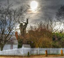 The Archer Cottage by lookherelucy