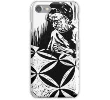The Quilter, Nellie Clouse iPhone Case/Skin