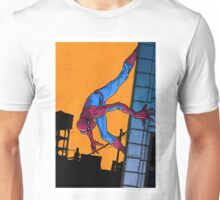 Does whatever a spider can... Unisex T-Shirt