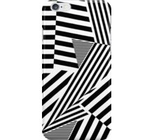 Lines Camouflage Pattern iPhone Case/Skin
