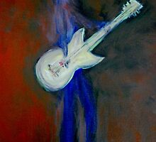 The Devil Play's Bass by Raven5