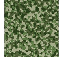 Green Camouflage Pattern by limon93