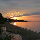 Lake Ontario Sunset by BillK