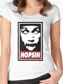 Hopsin Women's Fitted Scoop T-Shirt