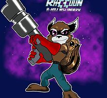 Ratchet Racoon by AmicusRex