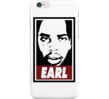 Earl Sweatshirt iPhone Case/Skin