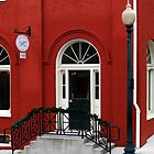 Holiday In Historical Downtown Staunton by Tara Johnson