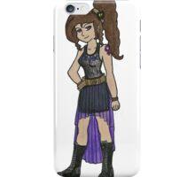 Punk Megara iPhone Case/Skin