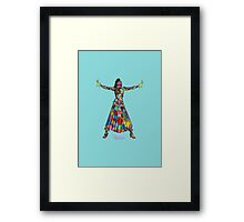 Scraps the Patchwork Girl of Oz by Kevenn T. Smith Framed Print