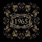 1965 Birth Year by thepixelgarden