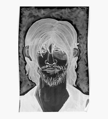 Inverted Daryl Poster