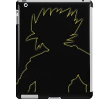 Dragon Ball Z - Shadow Super Saiyan iPad Case/Skin