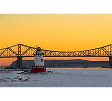 Tarrytown Glow Photographic Print