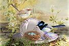 Tea For Two by Trudi's Images